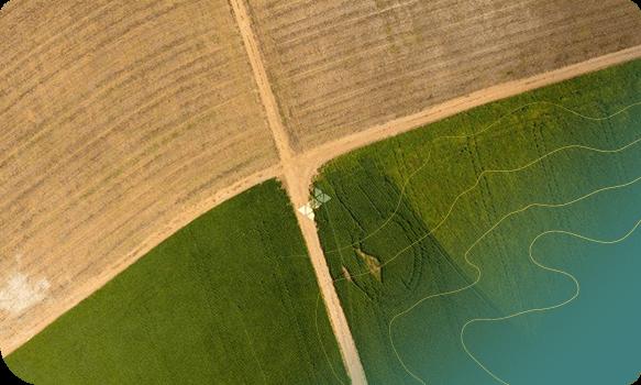 Mapeamento drone na agricultura