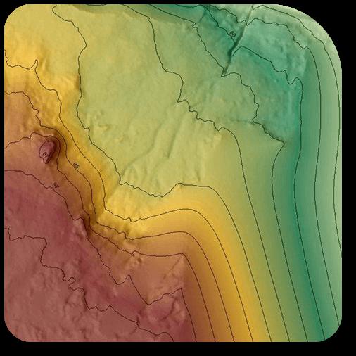 topografia com drone