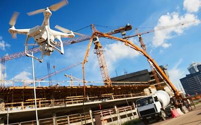 Drones e BIM: como eles auxiliam na inspeção predial?