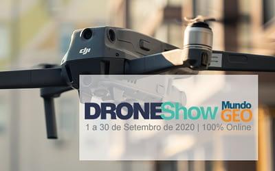 OrtoPixel na Droneshow em setembro de 2020