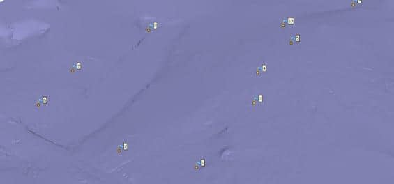 Levantamento topográfico com drones: MDT é capaz de conseguir a representação exata do objeto de levantamento