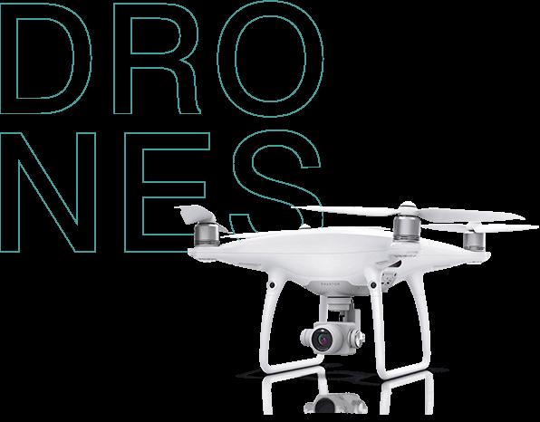 Drones topografia com drone