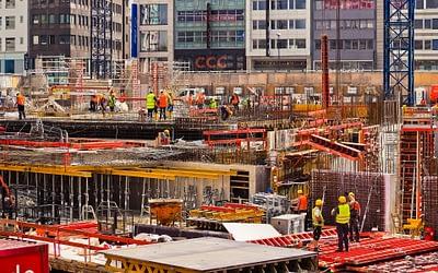 Como o uso de drones na construção civil está melhorando o canteiro de obras