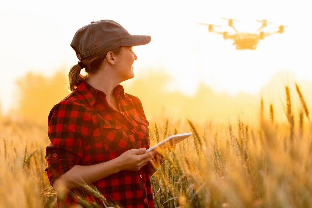 Uso de drones na agricultura traz inúmeros benefícios aos empresários e produtores