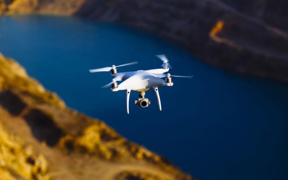 Uso de drone na mineração: conheça as possibilidades