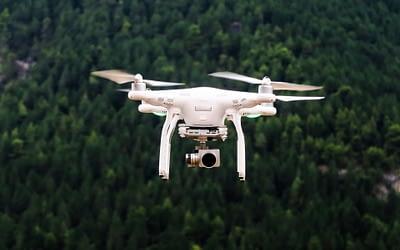 Topografia com drone: principais aplicações no meio ambiente