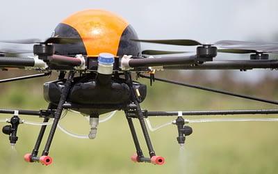 Conheça os principais tipos de drones usados na pulverização