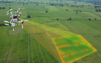 Saiba o que levar em conta ao contratar uma empresa de drone para serviços topográficos