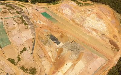 Topografia com drones aplicada a rodovias, mineração e construção civil