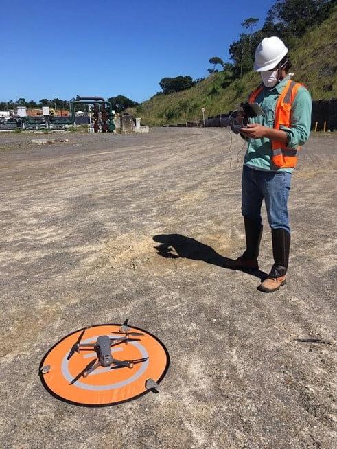 Os drones ganham inúmeros recursos com o avanço da tecnologia nas últimas décadas