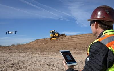 Drone para mineração: veja os tipos de inspeção mais frequentes