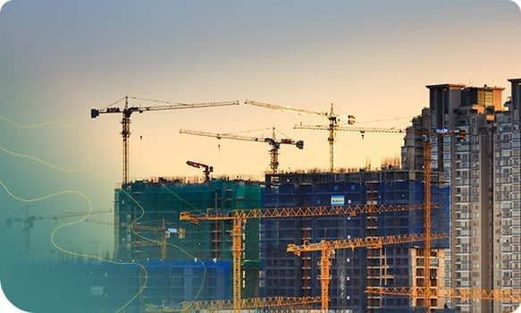 Soluções para construção civil