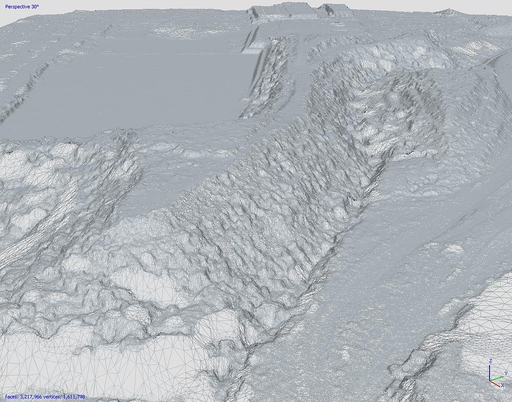 Modelo Digital de Terreno (MDT)
