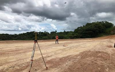 Topografia com drones: o que é, importância e como funciona