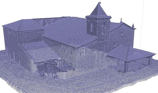 MDS de uma estrutura residencial antiga