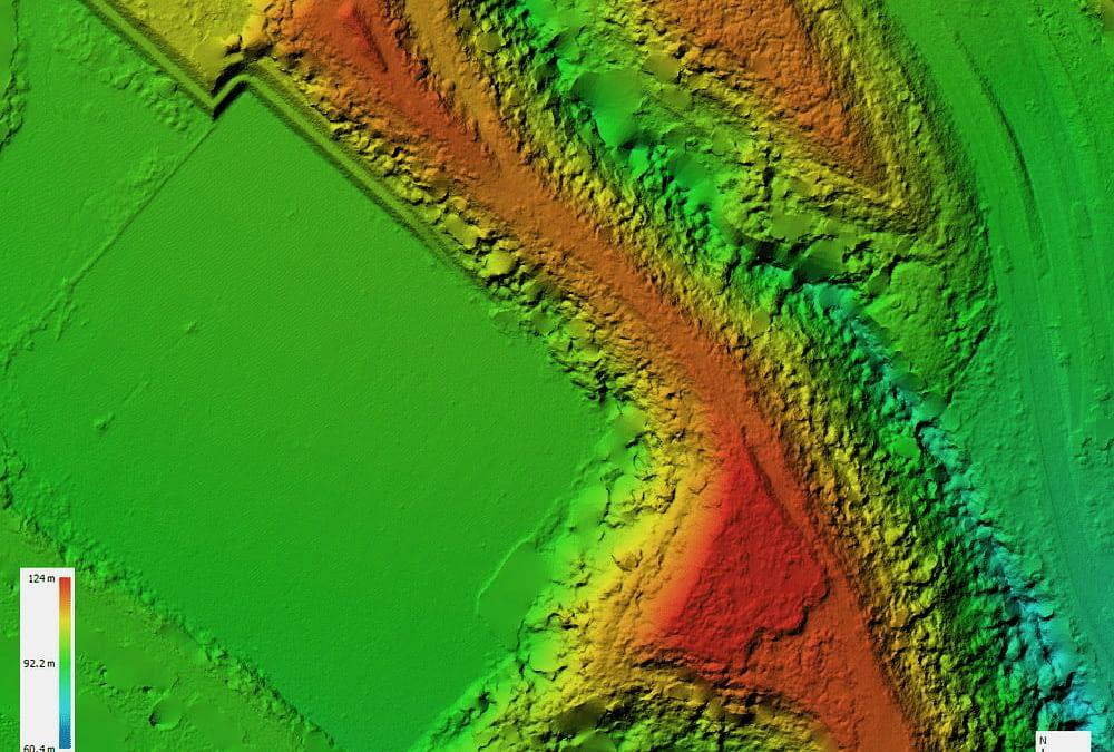 MDT e drones: o casamento perfeito para um mapeamento eficiente