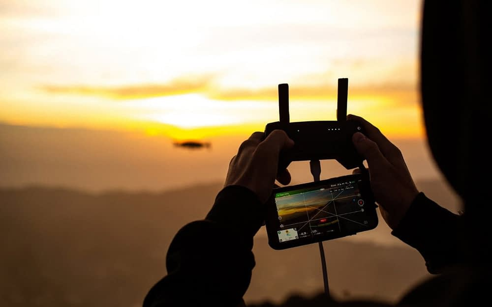 As 4 principais aplicações do drone na mineração