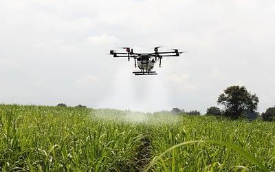 Quanto custa a pulverização com drone?